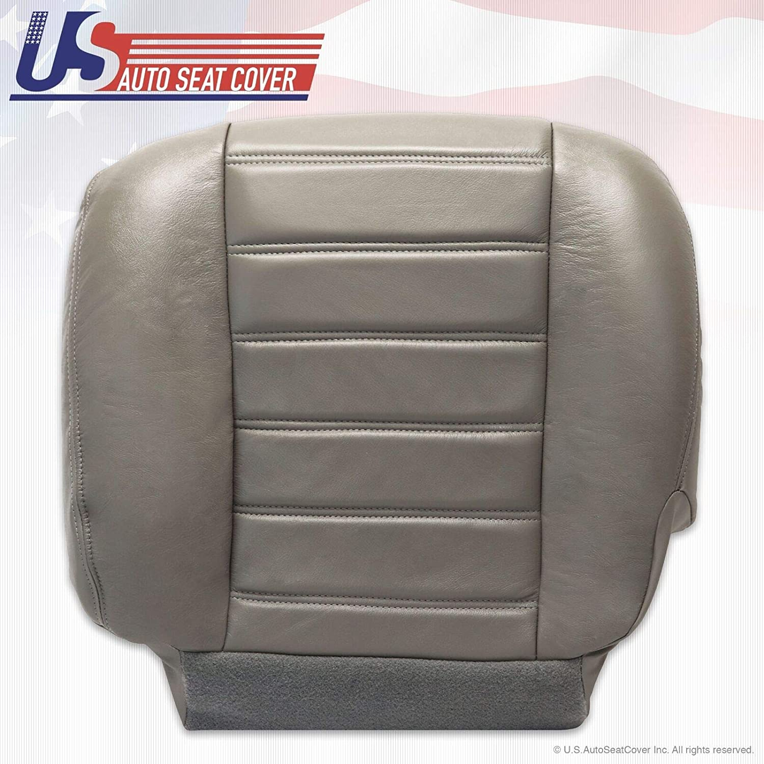 2003 to 07 Hummer H2 Low price Driver Direct stock discount Side Leather OEM Synthetic Bottom Se