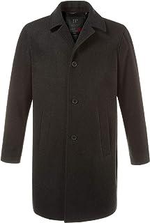 JP 1880 Menswear Big & Tall Plus Size L-8XL Long Line Smart Overcoat 705472