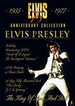 Elvis Presley 75th Anniversary Collection: The King Of Rock And Roll (2CD + DVD + Book)