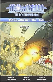 Atomic Robo RPG: Majestic 12 (Fate Core)