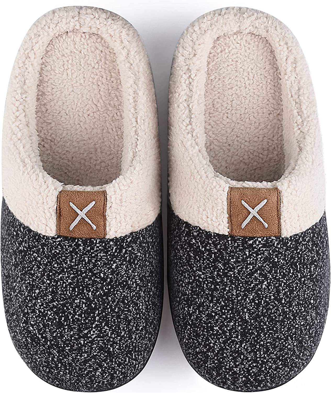 Slippers Discount is also underway Max 85% OFF for Women Arch Support Slipp Bedroom Fluffy Woman House
