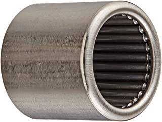 Koyo GB-912 Precision Needle Roller Bearing, Full Complement Drawn Cup, Open, Inch, 9/16