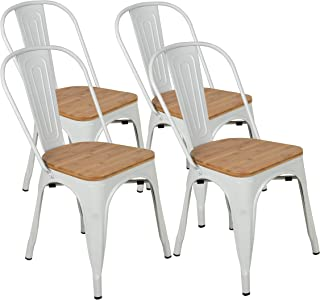 Best wood side chairs Reviews