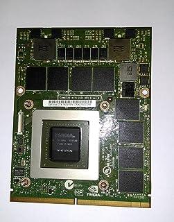 Dell Alienware CLEVO 20htk GeForce GTX 680M 2GBノートパソコングラフィックスカード
