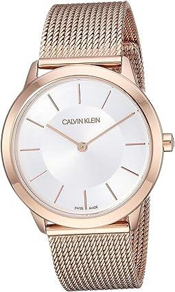 Calvin Klein Minimal Watch - K3M22626