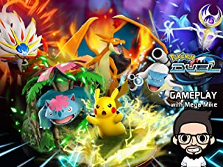 Pokemon Duel With Mega Mike
