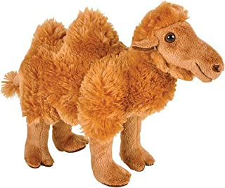Wildlife Tree 9.5 Inch Bactrian Camel Stuffed Animal Floppy Plush Species Collection