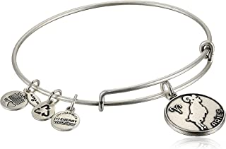 Alex and Ani Zodiac II Expandable Wire Bangle Bracelet