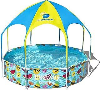 Bestway Above Ground Pool Set, Multi-Colour, 56432