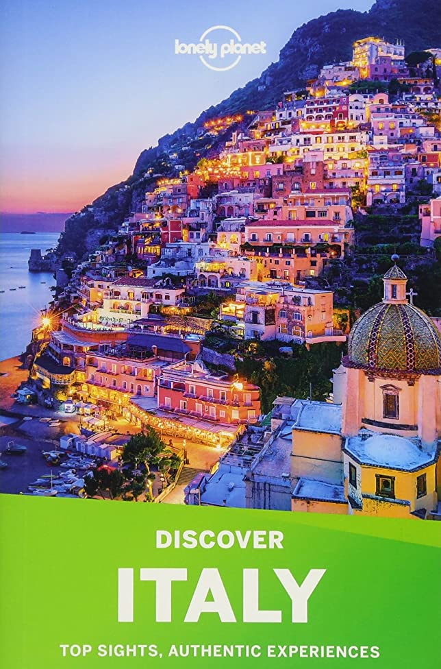 Lonely Planet Discover Italy (Travel Guide)