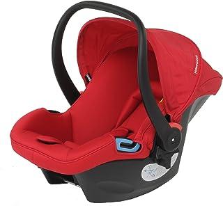 Foppapedretti - Silla de paseo infantil para uso con sillas de paseo Myotronic y Tuo (rojo)