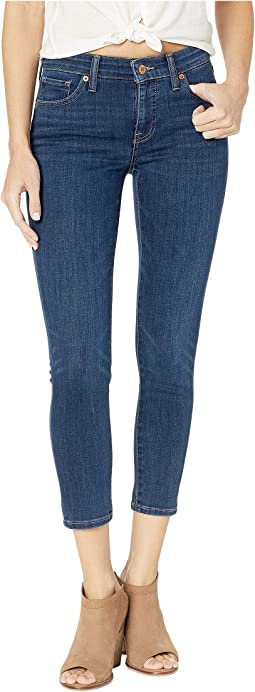 Ava Crop Jeans in Trevor