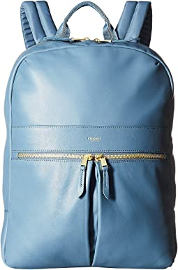 KNOMO London - Mayfair Luxe Beaux Leather Backpack