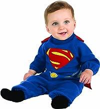 Rubie's Costume Man Of Steel Superman Romper