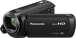 Panasonic HC-V380EG-K Full HD Soporte de - Videocámara (2.