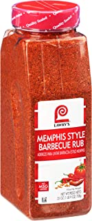 Lawry's Memphis Barbecue Rub, 25 oz
