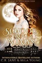 School of Broken Wings: Academy of Souls Book 4 (English Edition)