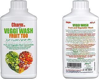 Charmm Veggi Fruit & Vegetable Wash Concentrate 500ML