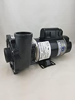 Waterway 3420610-1A 48 Frame 1.5HP 115V Executive 2 Speed Pump