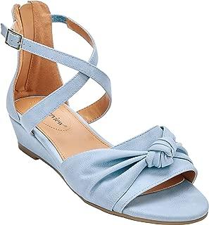 Comfortview Women's Wide Width The Austen Sandal