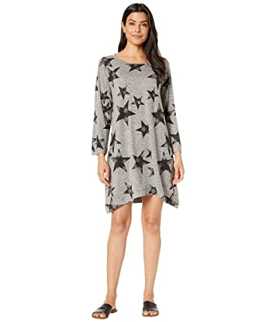 Nally & Millie Long Sleeve Dress (Multi) Women