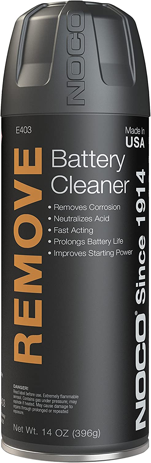 NOCO Remove Department store E403S 14 Oz Spray Terminal Battery Indianapolis Mall Cleaner