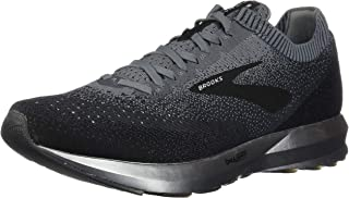 Brooks Australia Men's Levitate 2 Road Running Shoes, Black/Grey/Ebony
