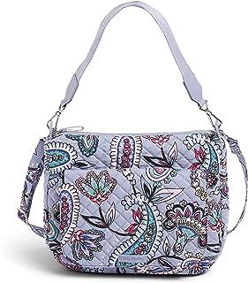 Vera Bradley Carson Shoulder Bag, Signature Cotton, Makani Paisley