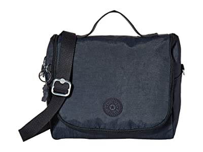 Kipling Kichirou Lunch Bag (Blue/Blue) Cross Body Handbags