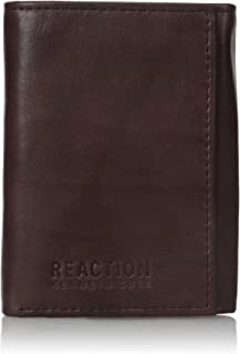 Kenneth Cole REACTION Men's Rfid Security Blocking Trifold Wallet