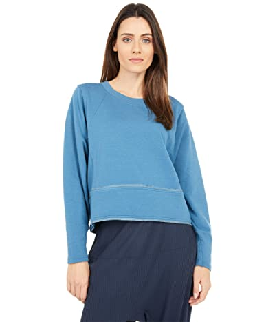FP Movement Where The Wind Blows Sweatshirt (Apres Blue) Women