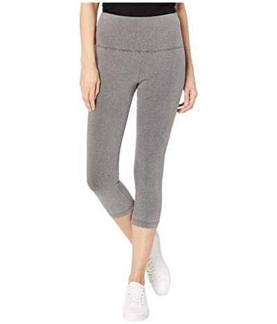 Lysse Perfect Denim Capri 6173C (Mid Grey) Women