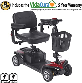 Best scout dst 4 wheel travel scooter Reviews