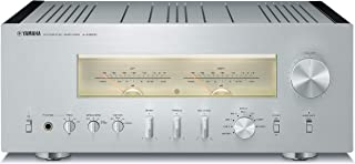 Yamaha Audio A-S3200SL Integrated Amplifier (Silver)