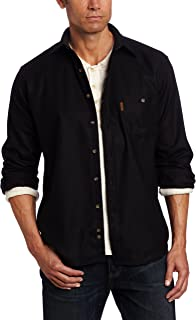 Men's Long Sleeve Button Front Classic-fit Trail Shirt
