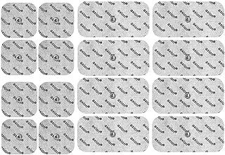 16 Electrodos para BEURER VITALCONTROL - Parches TENS EMS (8