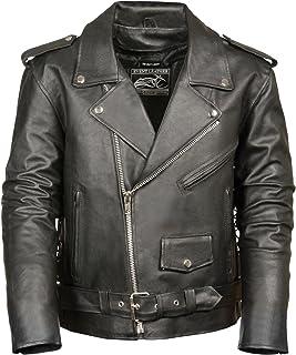 7c7061955 Amazon.com: 3XL - Leather & Faux Leather / Jackets & Coats: Clothing ...