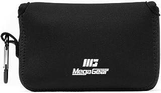 MegaGear Estuche de cámara Ultra Ligero de Neopreno Compatible con Canon PowerShot G1X Mark III