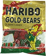 Haribo Christmas Gold Bears, 4 oz