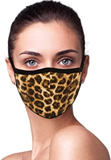 Made in USA Unisex 3D Face Mask – Protective, Reusable, Comfortable and Breathable Mouth and Nose Cover