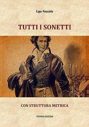 Tutti i sonetti: Con struttura metrica