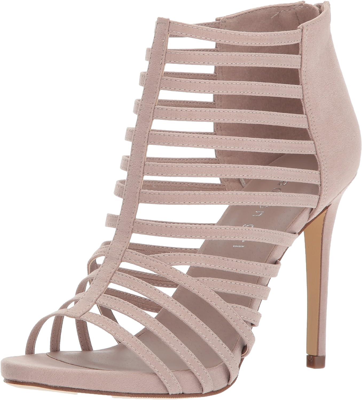 Madden girl Women's Lexxx Heeled Sandal
