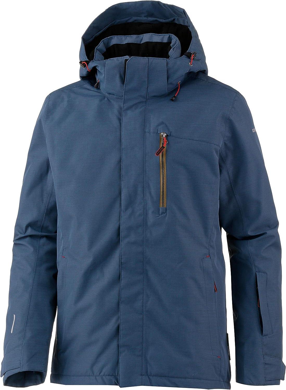 Icepeak Men's Ski Jacket bluee 56