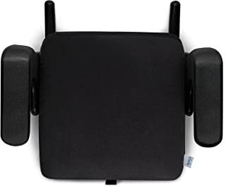 Clek Olli Backless Booster Car Seat with Rigid Latch, Shadow