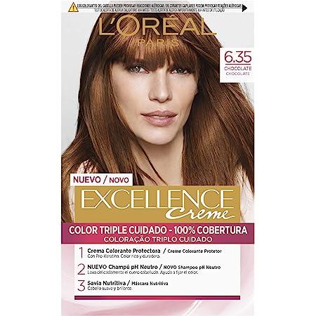 LOréal Paris Excellence Coloración Crème Triple Protección ...