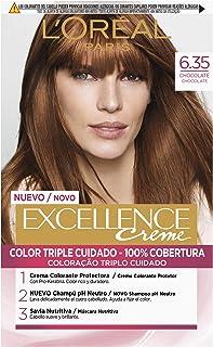 L'Óreal Paris Excellence Creme 6.35 Chocolate - 1 Coloración Permanente