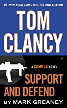 Tom Clancy Support and Defend (Jack Ryan Universe Book 17)