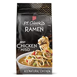 P.F. CHANG'S Home Menu Spicy Chicken Miso Ramen Frozen Meal, 20 oz.