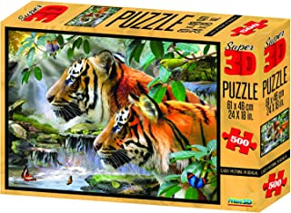 howard robinson 3d puzzles