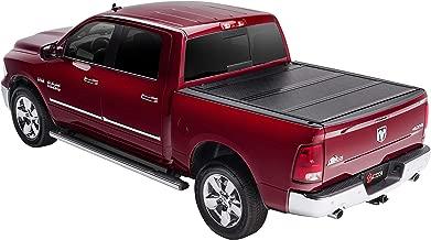 BAK 5.7 RamBox BAKFlip F1 Hard Folding Truck Tonneau Cover | 772227 | fits 2019 Dodge W/O Ram Box 5' 7
